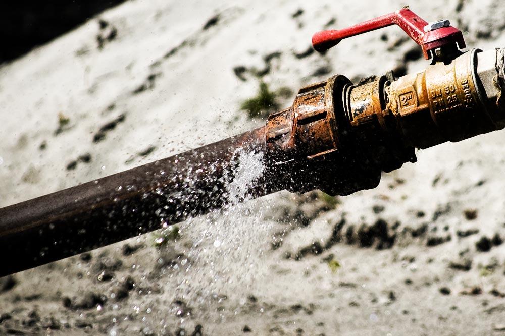 Rohrbruch Bonn Wasserschaden