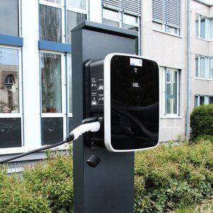 Ladestation Bonn ABL